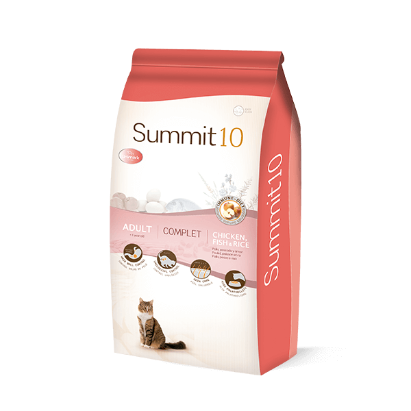 Summit 10 Life Stages gato adulto