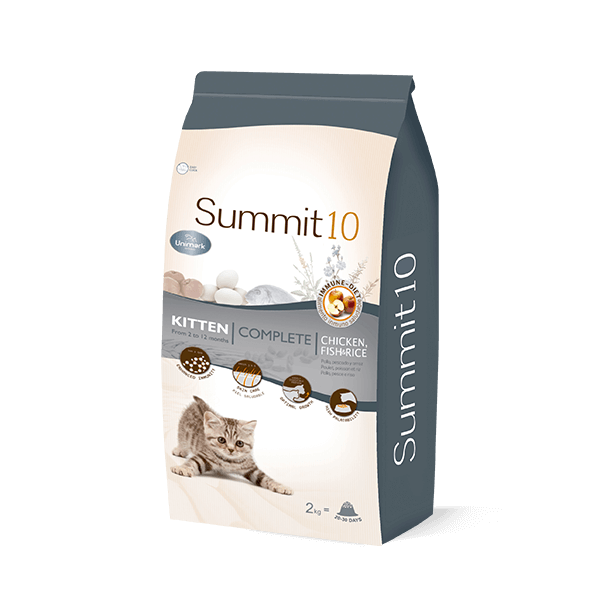 Summit 10 Life Stages gatito