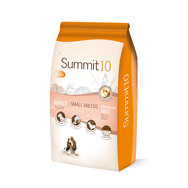 Summit 10 Life Stages small breeds