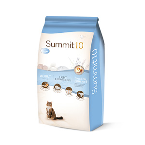 Summit 10 Neutered Cat Food